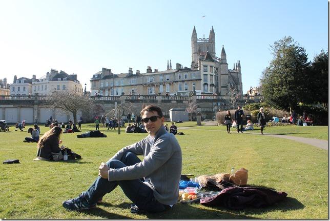 bath picnic, park