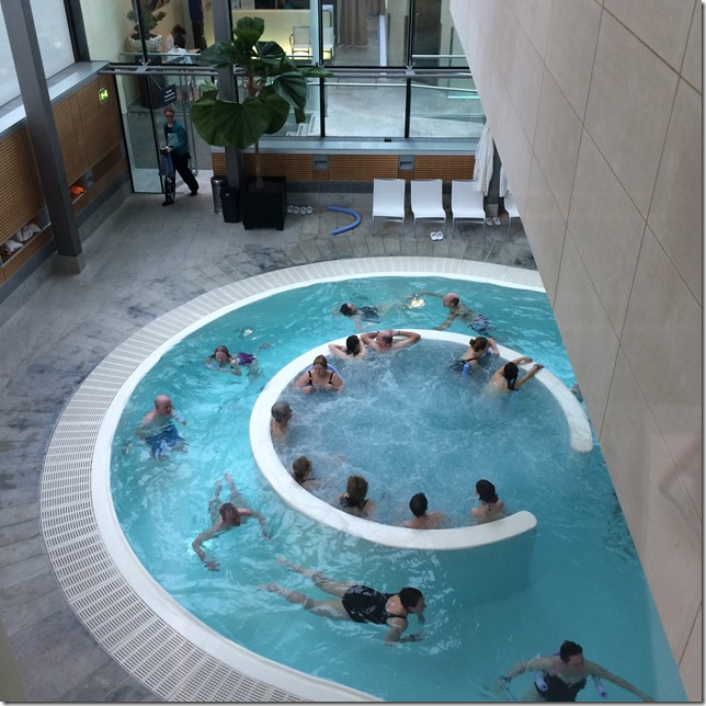 thermae spa bath