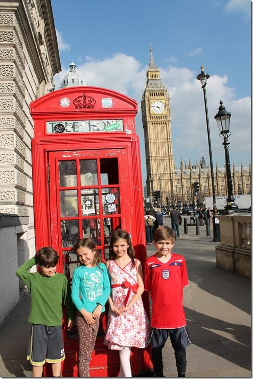 Kids, london